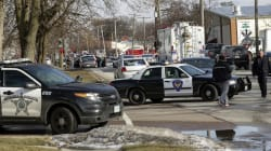Varios heridos tras tiroteo en una fábrica de Chicago,
