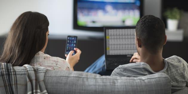 Trois grands changements qui vont bouleverser la façon dont on regarder la télé d'ici 2020. Illustration.