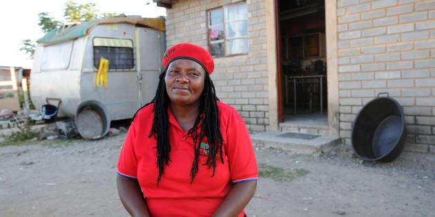 EFF MP Primrose Sonti.