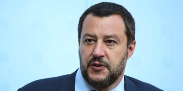 Matteo Salvini lancia l