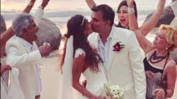 PHOTOS: Lisa Haydon Gets Married To Beau Dino Lalvani In A Dreamy