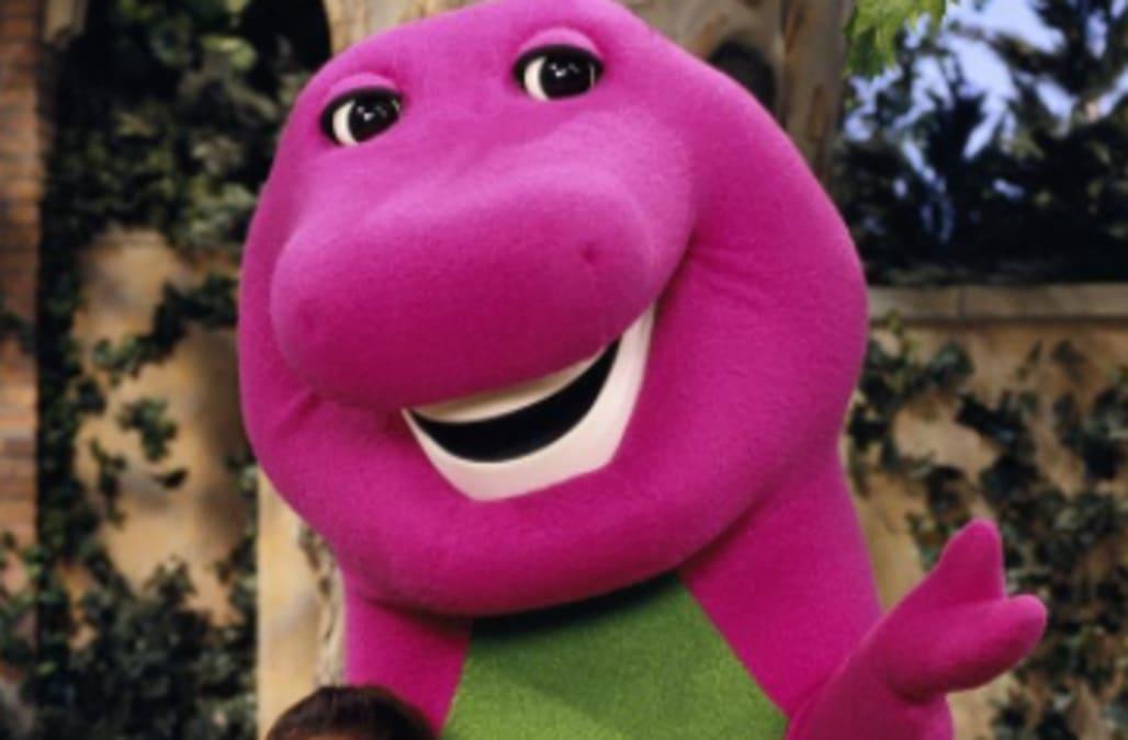 Barney Tells All David Joyner Talks Being The Man In The Purple