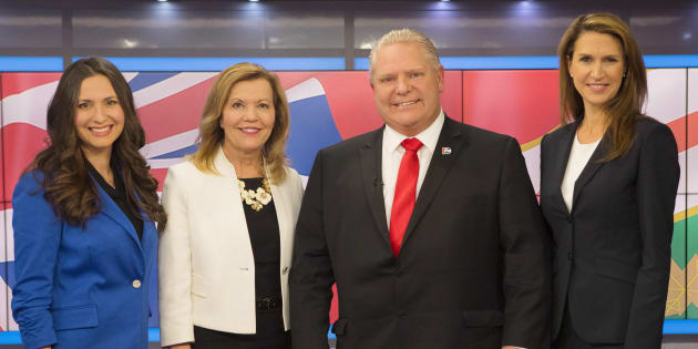 Windsor conservative members watched the final PC debate closely