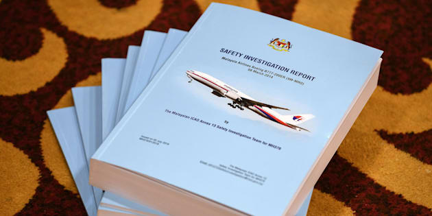 Le rapport indépendant sur le mystère entourant le vol MH370 a été rendu public lundi.