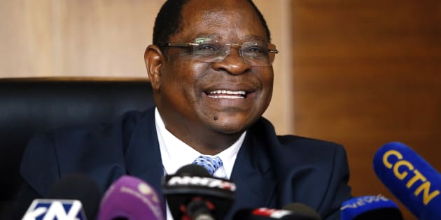South African Deputy Chief Justice Raymond Zondo is the head of an investigative commission into corruption allegations at the highest levels of the state.