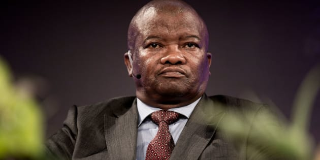 United Democratic Movement (UDM) leader Bantu Holomisa.