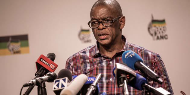 Ace Magashule is co-operating with the Hawks' raid of his offices