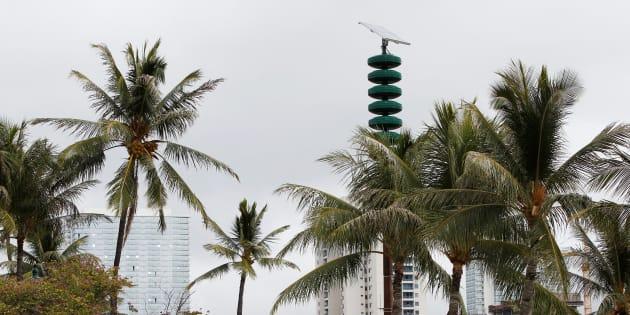 Hawaï teste sa sirène d'alarme nucléaire pour la première fois depuis la guerre froide