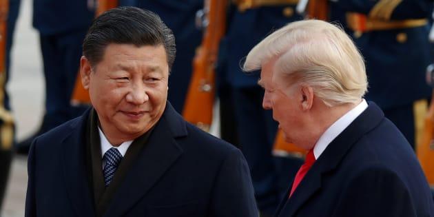 Guerre commerciale: la Chine réplique à Trump et sort l'artillerie lourde