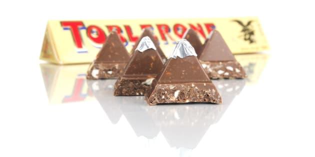 (GERMANY OUT) Toblerone Schokolade (Photo by Ralph Kerpa/McPhoto/ullstein bild via Getty Images)