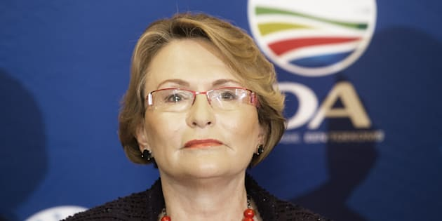 My tweets undermined Maimane and I'm sorry - Zille