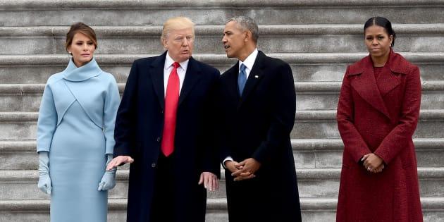 Michelle Obama offrì il suo aiuto a Melania Trump. Ma dalla