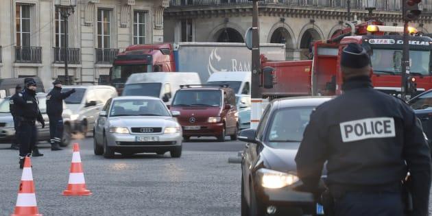 Les véhicules de classe 4 et 5 Crit'Air seront interdits de circuler jeudi 22 juin à Paris et en proche banlieue.