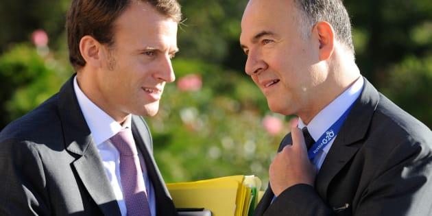 Caro Conte, Macron è Macron. Moscovici pronto a sanzionare R