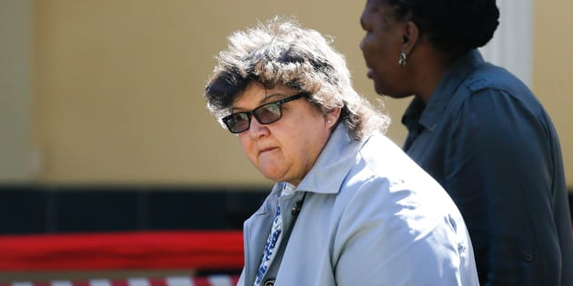 State Enterprises minister Lynne Brown.