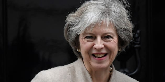 British Prime Minister Theresa May is expected to confirm the UK's exit from the single market in a speech on Tuesday.