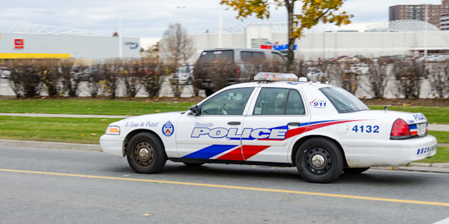Toronto Police Service is the largest municipal police service in Canada and third largest police force in Canada. (PHOTO: Roberto Machado Noa/LightRocket via Getty Images)