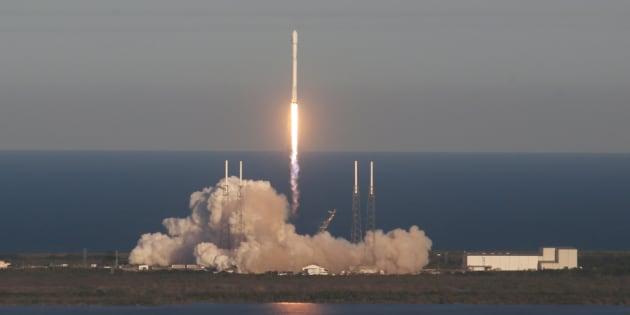 Lancement réussi pour TESS, le télescope de la NASA à la recherche d'exoplanètes.