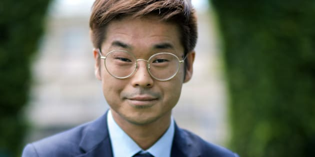 Le député LREM Joachim Son-Forget devient apparenté UDI (Photo prise le 9 juin 2017).