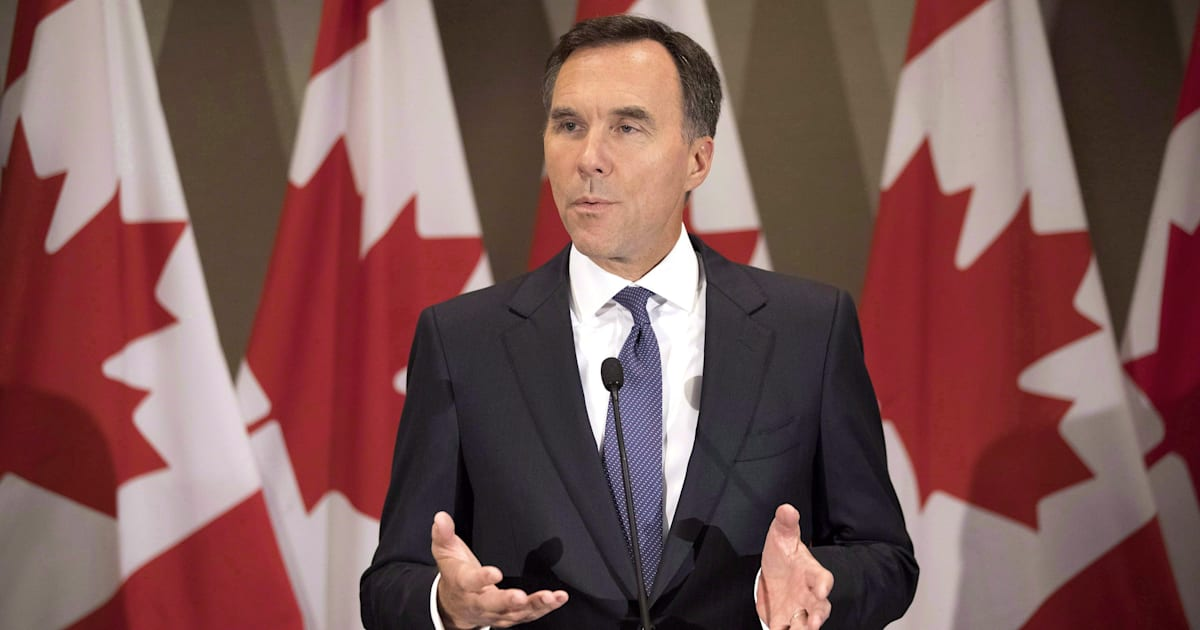 Morneau Dishing A 'Little Baloney' With Claim Families Wealthier Under Liberals