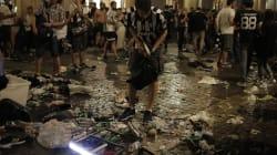 A piazza San Carlo il terrore subdolo che riesce a farci male anche quando non è