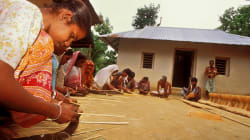 PHOTOS: Locally-Grown Bamboo Is Empowering Tripura Women By Turning Them Into