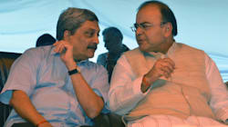 President Accepts Manohar Parrikar's Resignation, Arun Jaitley Gets Additional Charge Of Defence