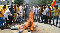 Cauvery Row: Bandh Cripples Life In