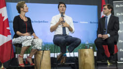 Trudeau Says He Hasn't Called Trump's Cellphone, As Far As He