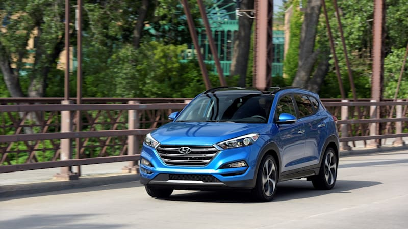 The 2018 Hyundai Tucson Sport Its Getting Its Own Exclusive Engine To Help Separate It From The Rest Of The Tucson Lineup It Will Also Get Some Gging