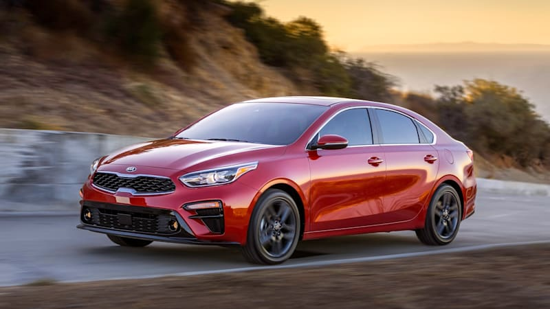 2019 Kia Forte First Drive Review