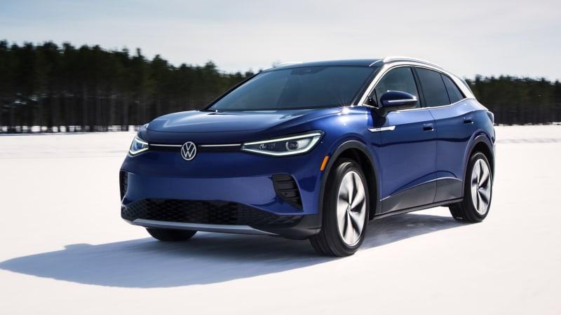 Volkswagen ID.4 wins World Car of the Year award