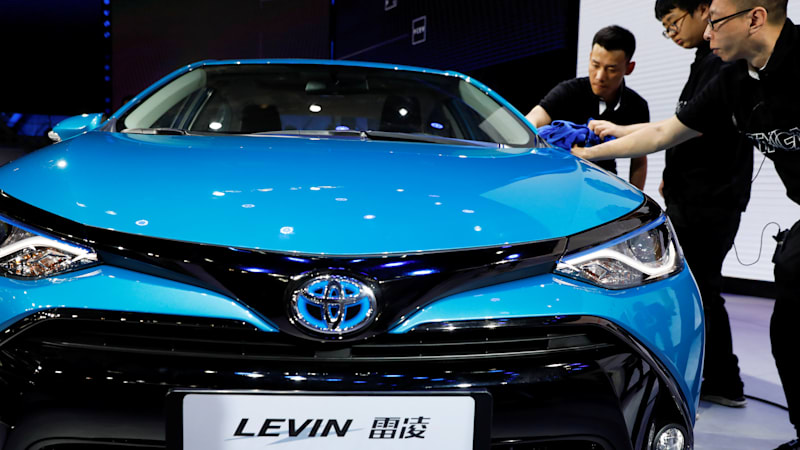 Toyota says in talks with Geely on cooperation in hybrid vehicle tech