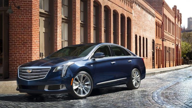 Car Repair Insurance >> 2018 Cadillac XTS V-Sport is a reminder of Cadillacs of old - Autoblog