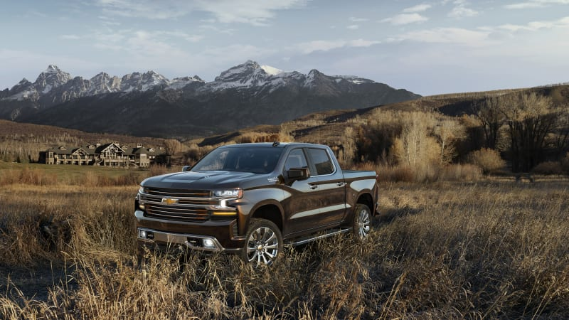 2019 Chevy Silverado 1500 | 100 years old and all new