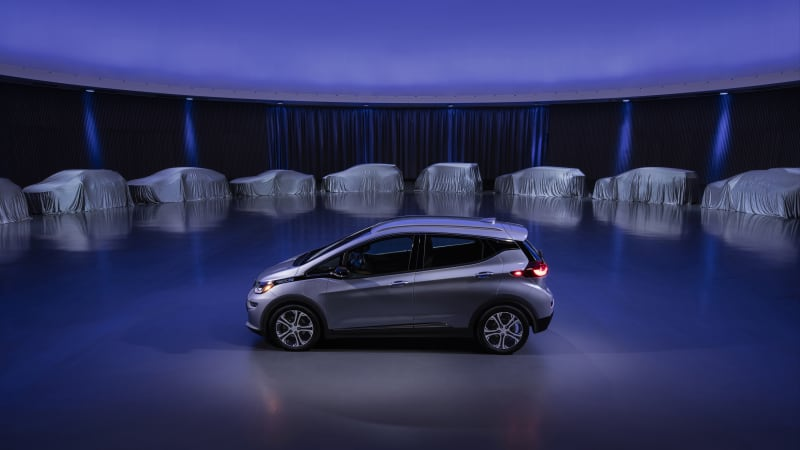 General Motors Believes In An All Electric Future