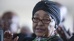 Winnie Madikizela-Mandela Admitted To