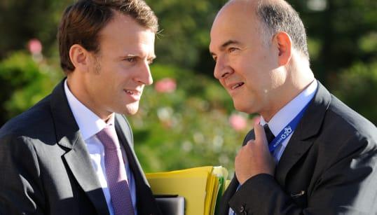Moscovici perdona Macron (per salvare se stesso) (di A.