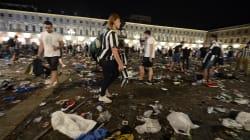 Una rapina con spray al peperoncino: l'ipotesi sulla notte da incubo di piazza San Carlo a Torino mentre la Juventus giocava...