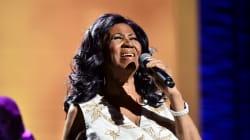 Aretha Franklin sigue