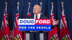 How Did Doug Ford Get Here? It Didn't Happen