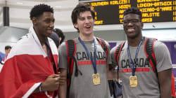 L'équipe de basketball des moins de 19 ans est l'équipe de l'année au