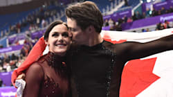 Tessa Virtue And Scott Moir Talk Like The Sweetest Married