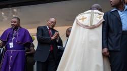 Religion To The Rescue: Zuma And Religious Leaders' Romance Kicks Into High
