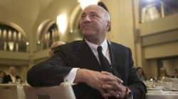 Kevin O'Leary Taps 'Sharks' To Help Pay Back Tory Leadership