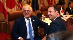 Govt Says Trans-Pacific Partnership '90 Percent' Complete Despite Canada