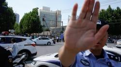 Un homme provoque une explosion devant l'ambassade des États-Unis en
