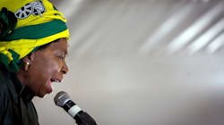 Nkosazana Dlamini-Zuma Flexes Her Political Muscle In