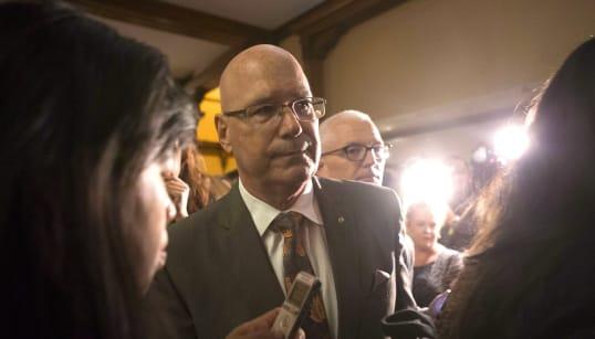 Ontario Minister Slashing Toronto's Council Admits His Riding Has 96