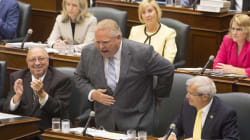 Ford Is Bullying Toronto Because He Couldn't Get Elected Mayor: